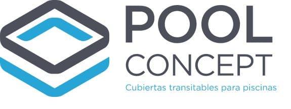 logo pool concept